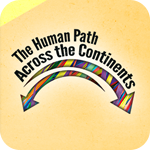 Human Path across continents