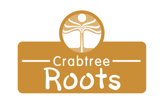 Crabtree roots logo