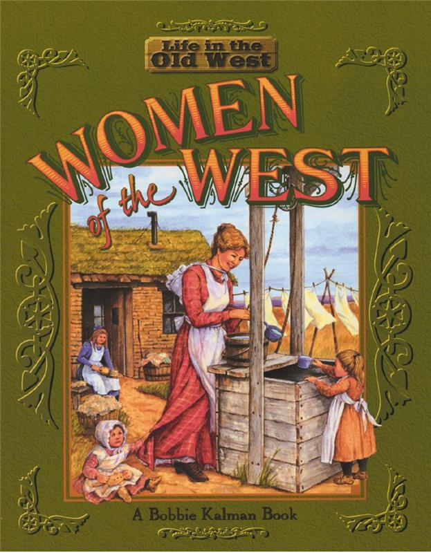 Women of the West - PB