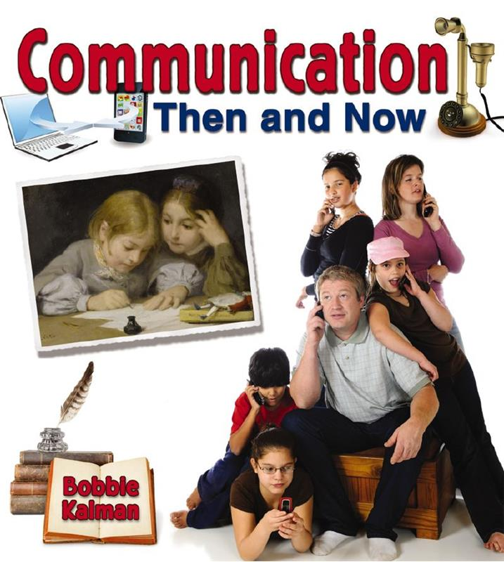 Communication Then and Now - HC