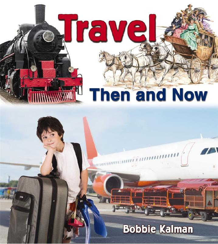 Travel Then and Now - PB