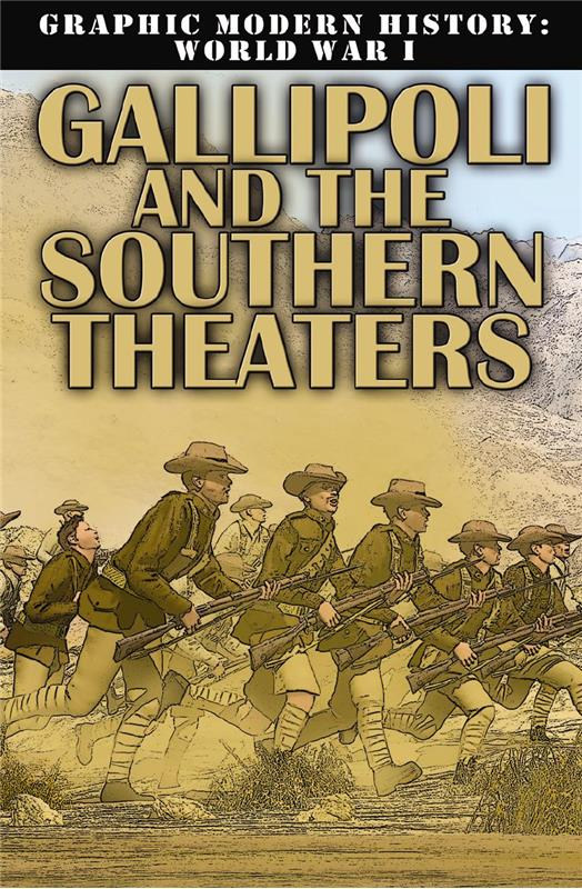 Gallipoli and the Southern Theaters - HC