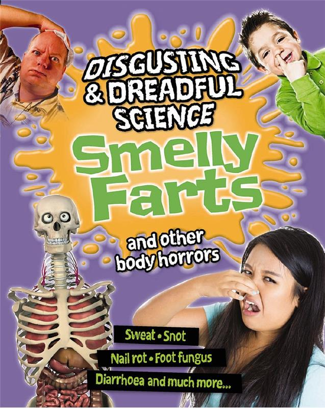 Smelly Farts and Other Body Horrors - PB