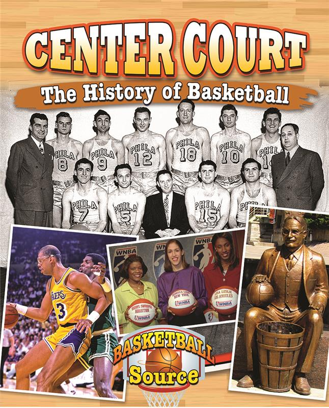 Center Court: The History of Basketball - PB