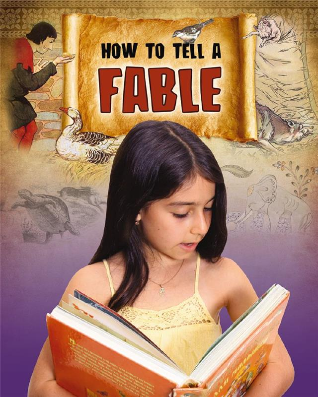 How to Tell a Fable - HC