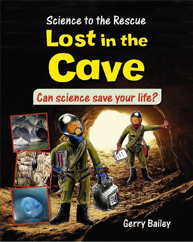 Lost in the Cave - HC