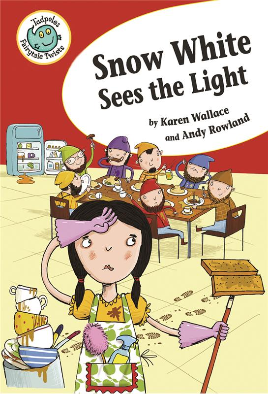 Snow White Sees the Light - PB