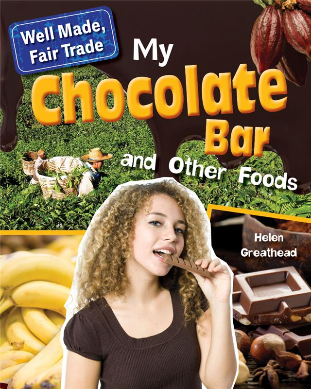 My Chocolate Bar and Other Foods - PB