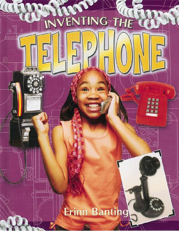 Inventing the Telephone - HC