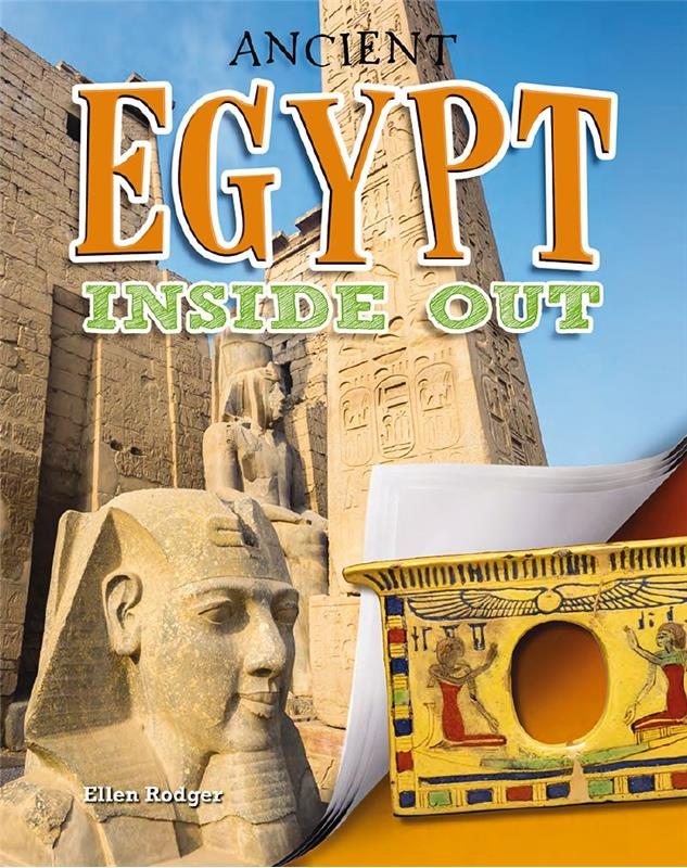 Ancient Egypt Inside Out - HC