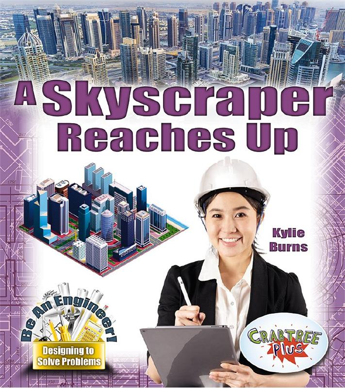A Skyscraper Reaches Up - HC