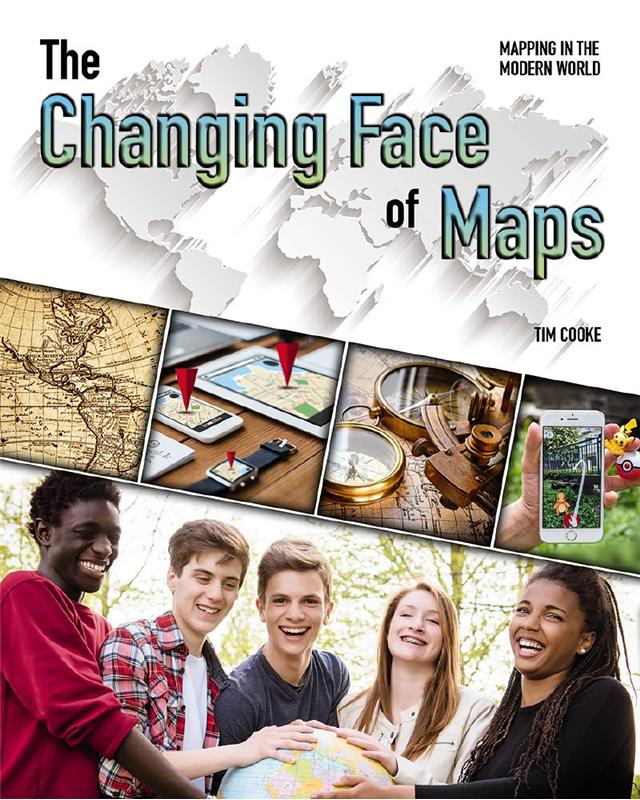 The Changing Face of Maps - PB