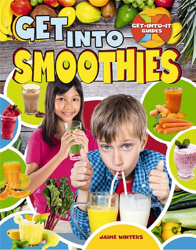 Get into Smoothies - PB