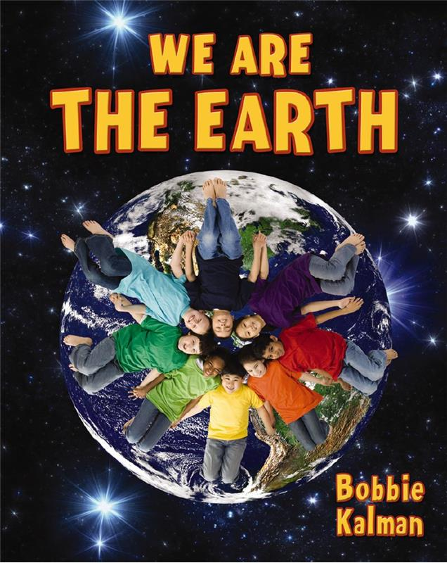 We are the Earth - HC