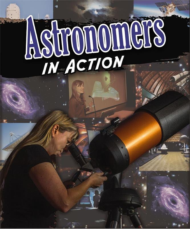 Astronomers in Action - HC