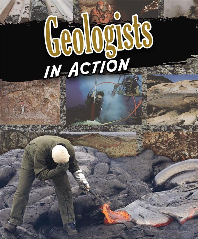 Geologists in Action - HC