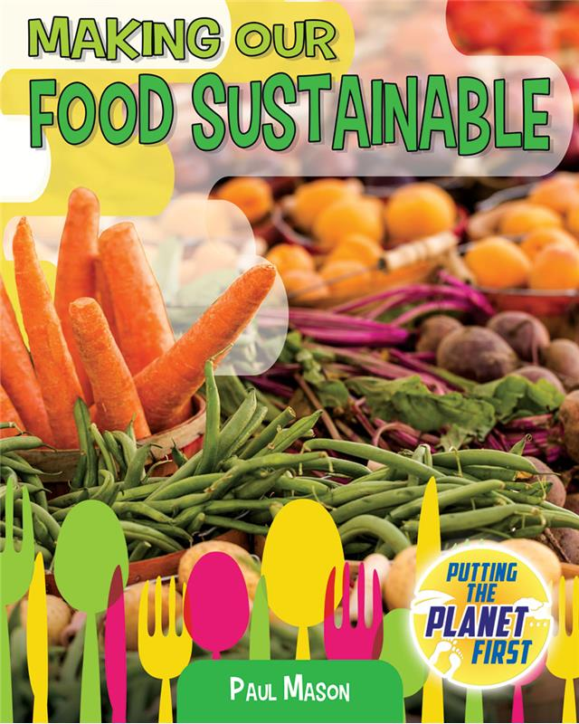 Making Our Food Sustainable - HC