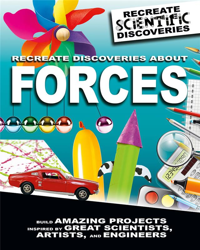 Recreate Discoveries About Forces - PB