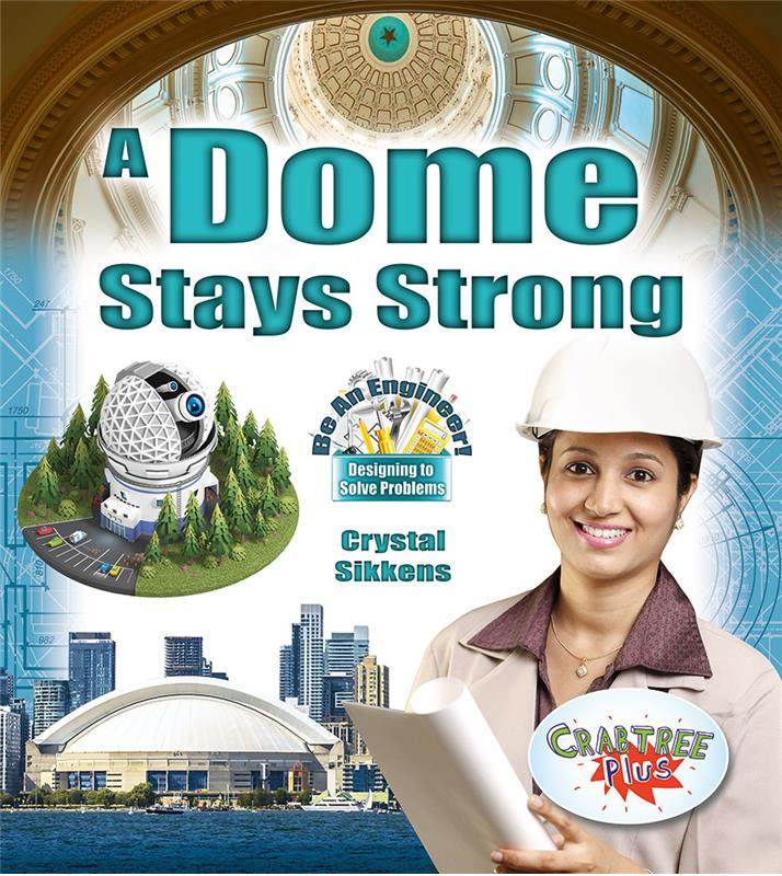 A Dome Stays Strong - HC