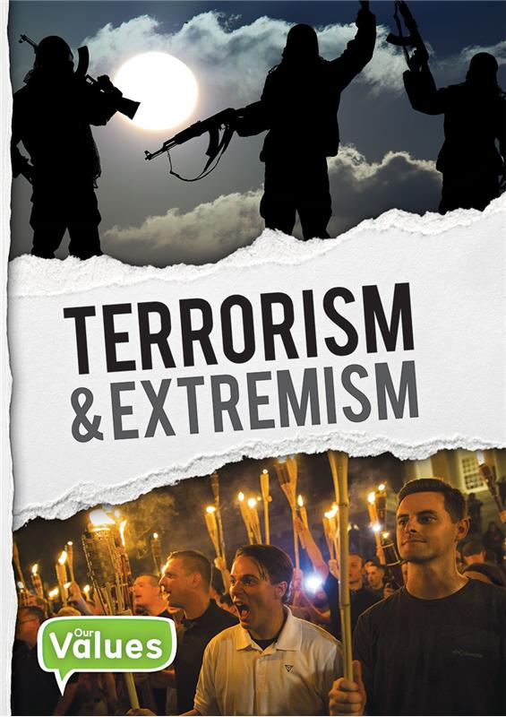 Terrorism and Extremism - PB