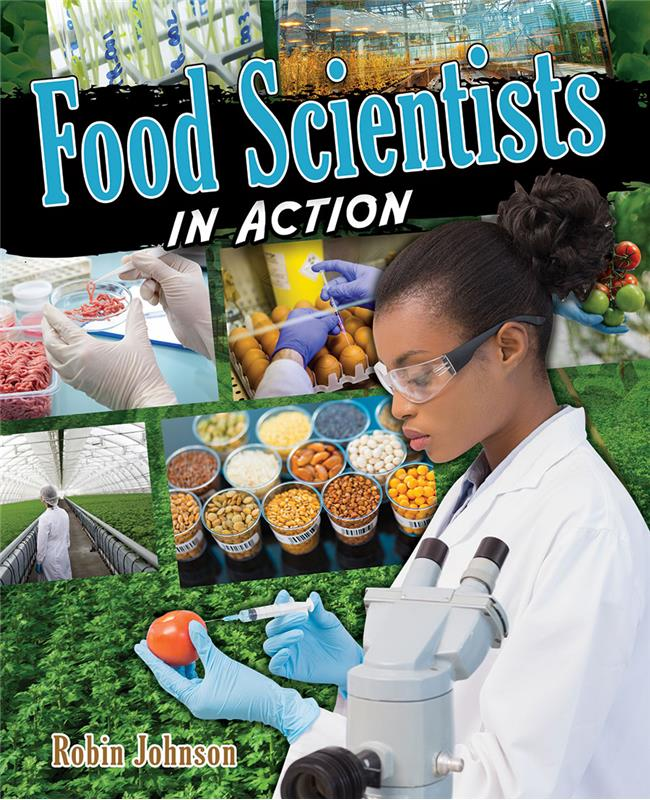 Food Scientists in Action - HC