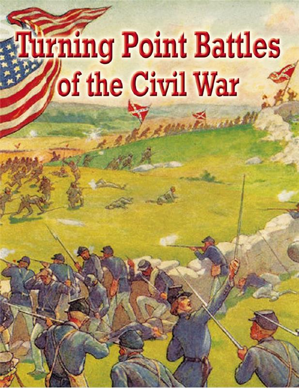 Turning Point Battles of the Civil War - PB