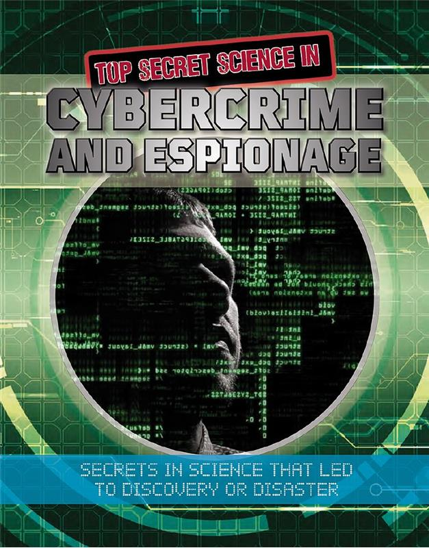 Top Secret Science in Cybercrime and Espionage - HC