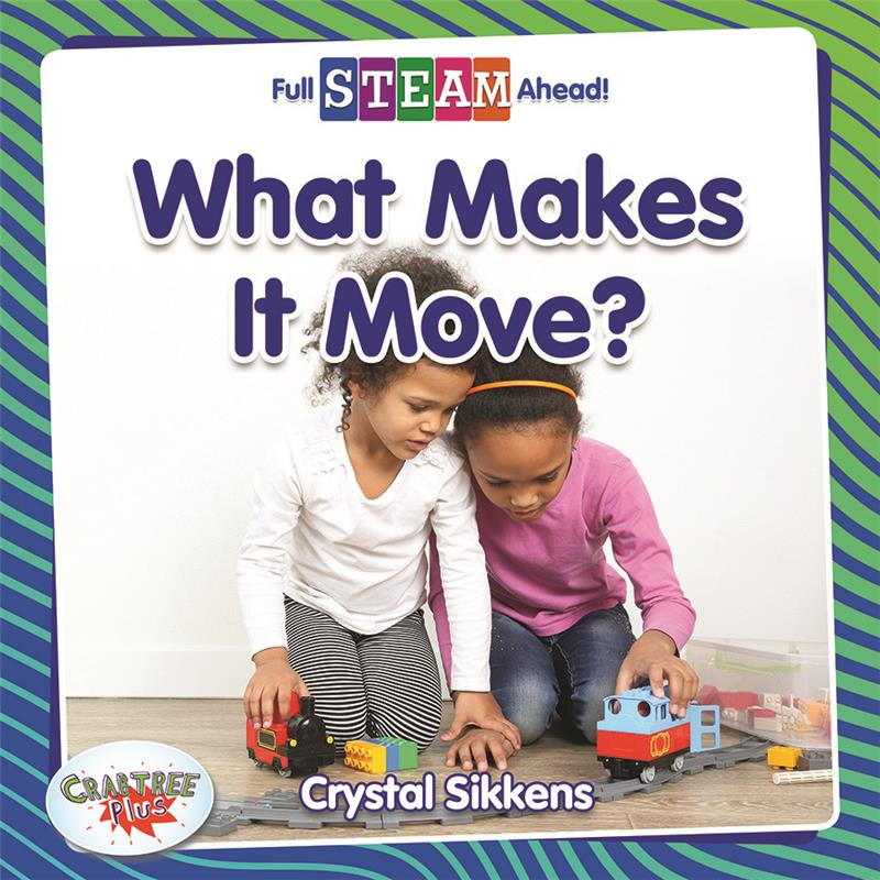 What Makes It Move? - PB