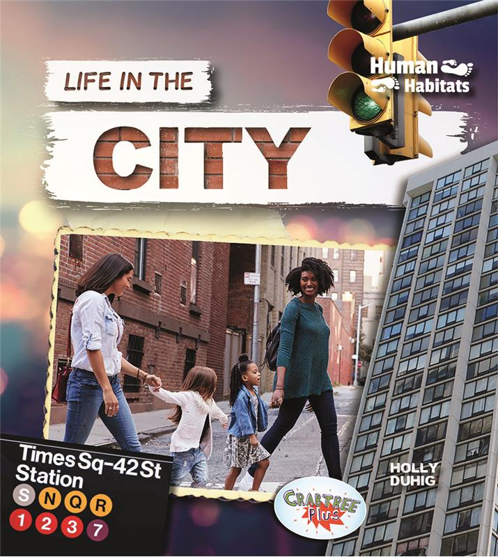 Life in the City - HC