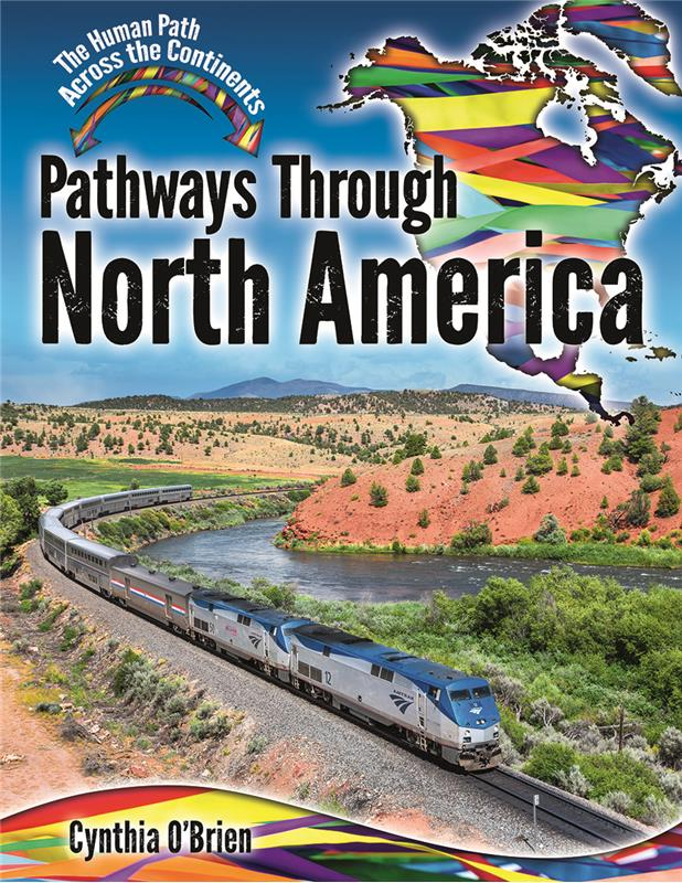 Pathways Through North America - PB
