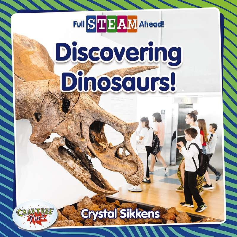 Discovering Dinosaurs! - HC