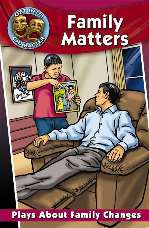 Family Matters: Plays About Family Changes - PB