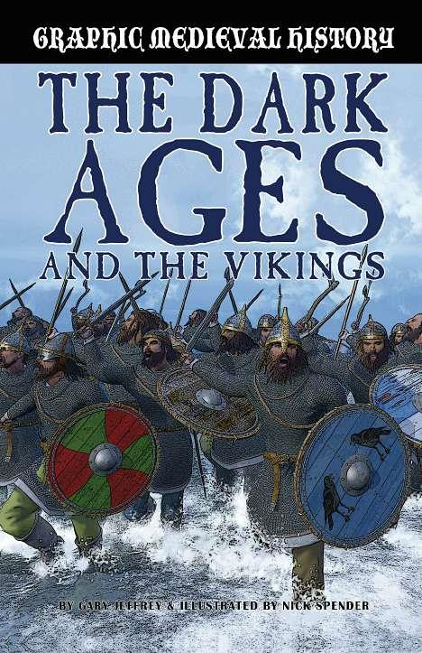 The Dark Ages and the Vikings - eBook