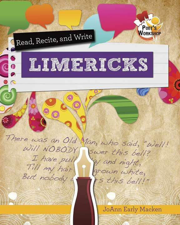 Read, Recite, and Write Limericks - eBook
