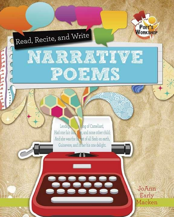 Read, Recite, and Write Narrative Poems - eBook