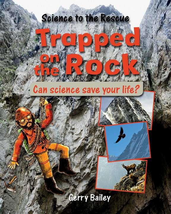 Trapped on the Rock - eBook