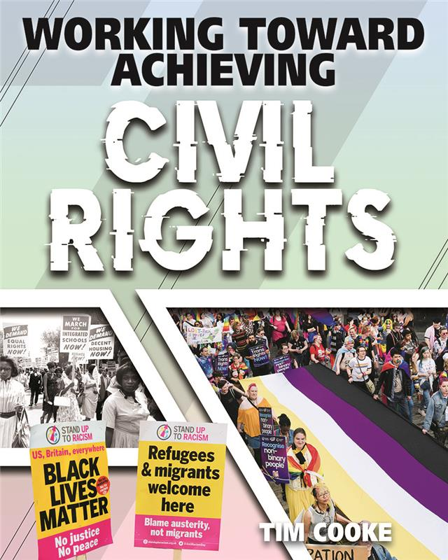 Working Toward Achieving Civil Rights - HC