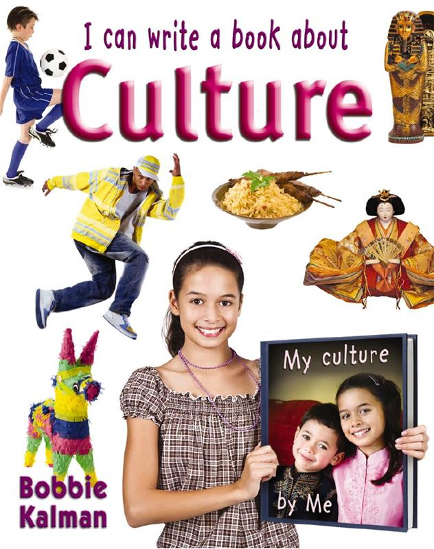 I can write a book about culture - PB