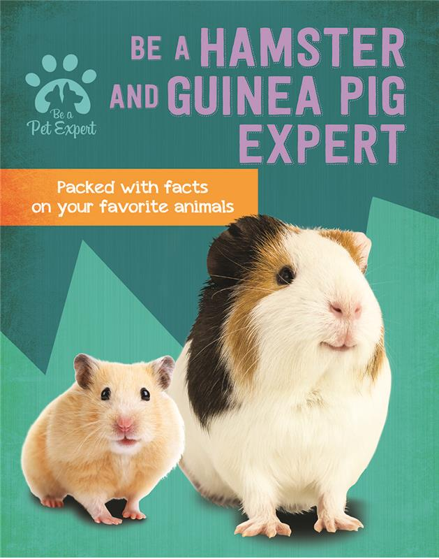 Be a Hamster and Guinea Pig Expert - PB