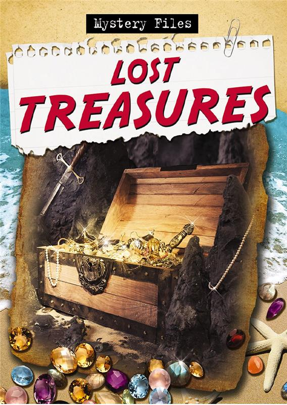 Lost Treasures - HC