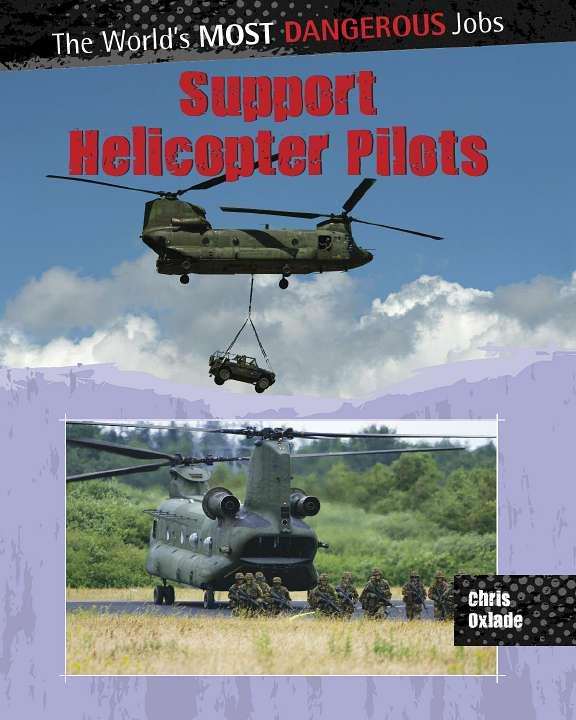 Support Helicopter Pilots - eBook