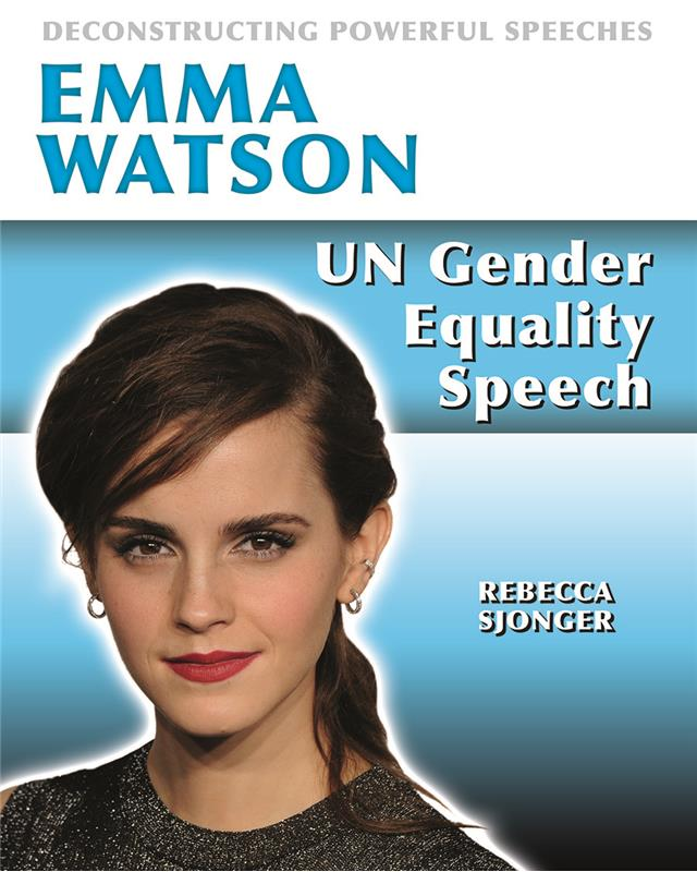 Emma Watson: UN Gender Equality Speech - PB