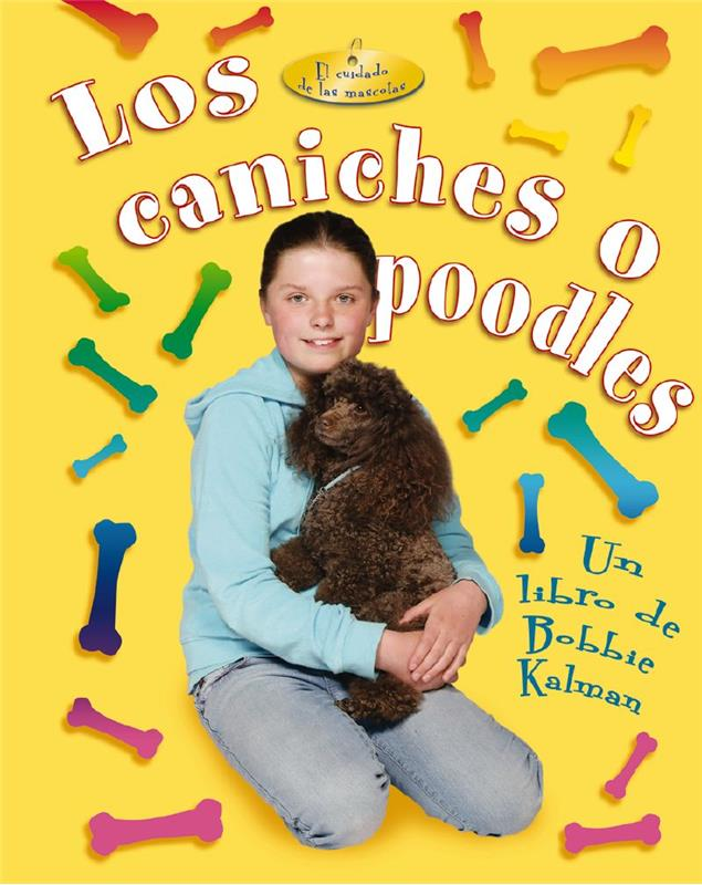 Los caniches o poodles - HC