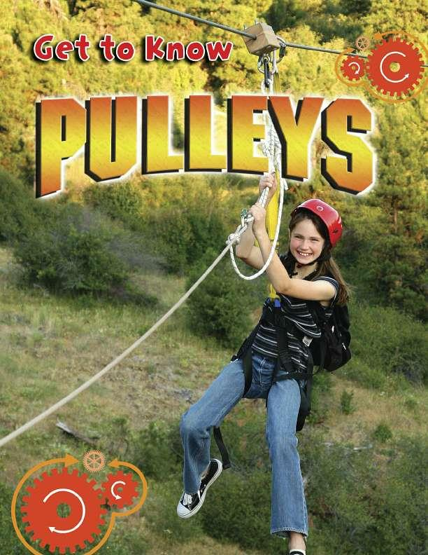 Get to Know Pulleys - eBook