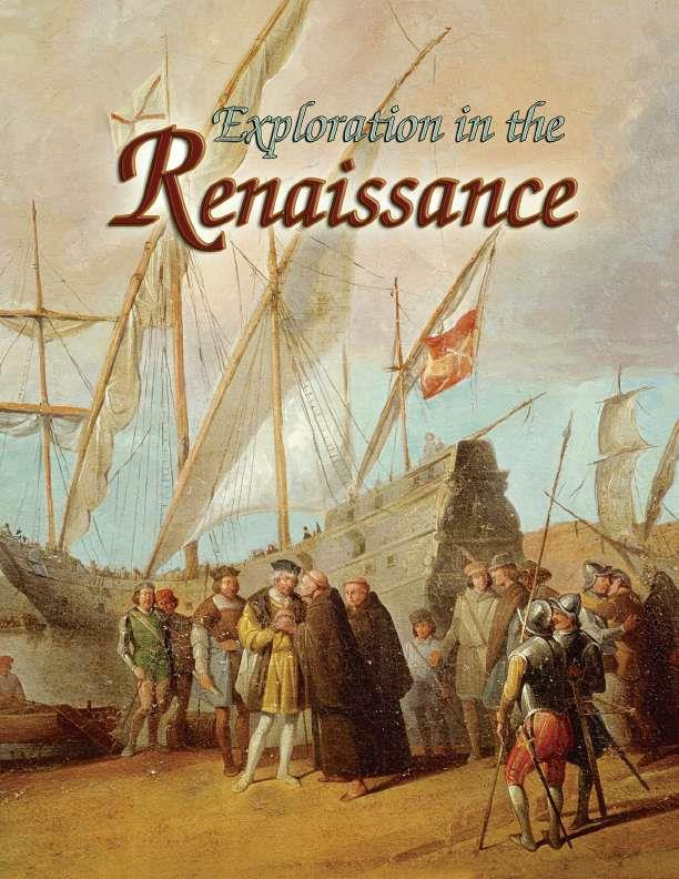 Exploration in the Renaissance-ebook
