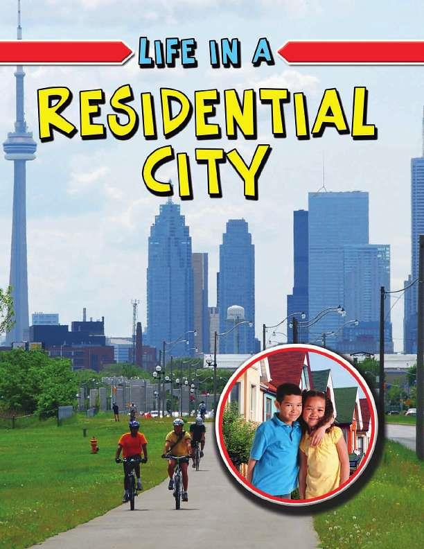 Life in a Residential City-ebook