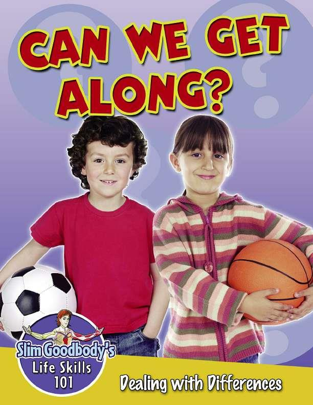 Can We Get Along? Dealing with Differences - eBook