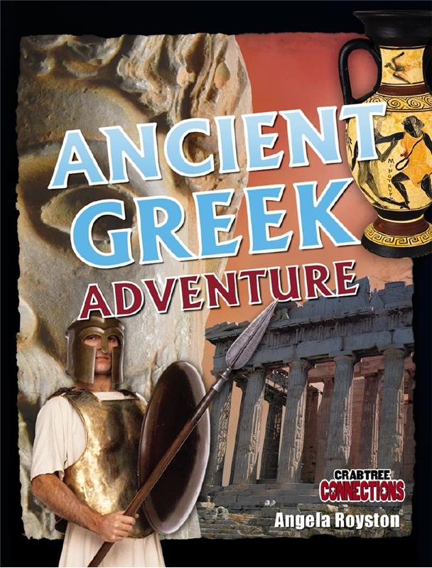 Ancient Greek Adventure - HC