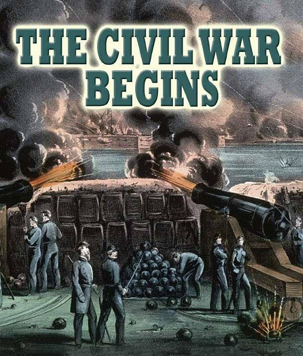 The Civil War Begins-ebook
