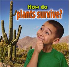 How do plants survive? - PB